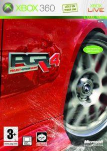 PGR 4 XBOX 360 1