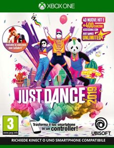 XBOX ONE S JUST DANCE 1