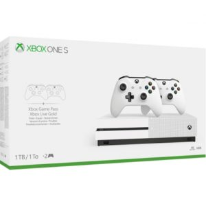 XBOX ONE S 1TB CARREFOUR 1