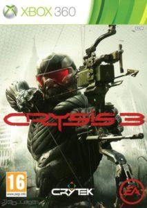 CRYSIS 3 XBOX 360 1