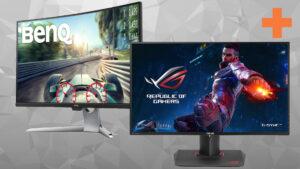 benq ex3203r monitor gaming 144hz 1