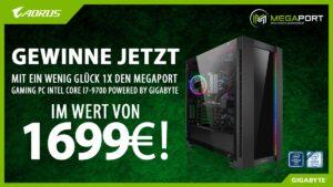 MEGAPORT GAMING PC I7 1