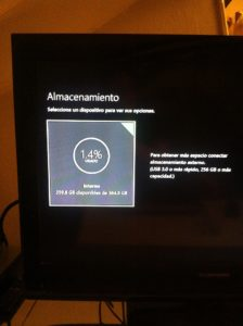 XBOX ONE 364 GB 1