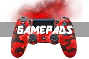 gamepads gaming categoría