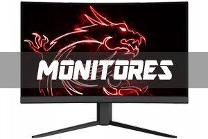monitor gaming para gamers pc o consolas