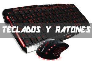 teclados y ratones gaming