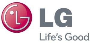 logo de marca LG