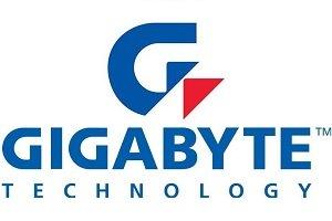 logo de marca gigabyte portátiles