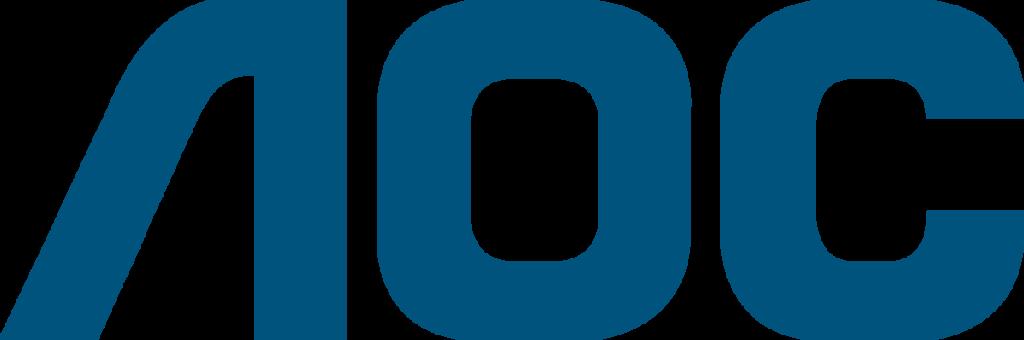 aoc logo de la empresa