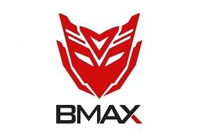 logo empresa portátiles gaming bmax