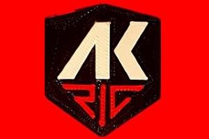 logo de la marca ak rig pc's gaming