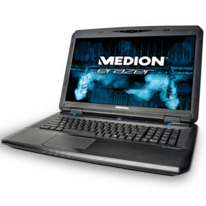 LAPTOP GAMING MEDION ERAZER X60