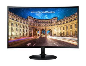 monitor gamer curvo 24 pulgadas samsung lc24f390fhlxzx hdmi 1