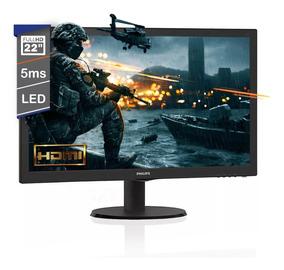 monitor gamer philips 22 1