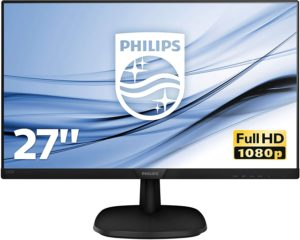 monitor gamer philips tela full hd 24 1
