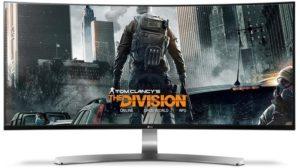 monitor lg curvo gaming 1