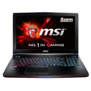 MSI GE62 I7 5700HQ 1