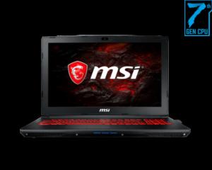 MSI GL62VR 7RFX 1