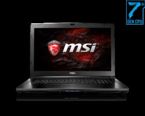 MSI GL72 7QF 1