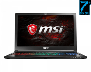 MSI GS63 7RE STEALTH PRO 1