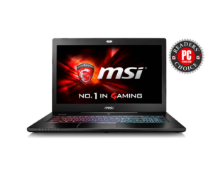 MSI GS72 6QD STEALTH 1