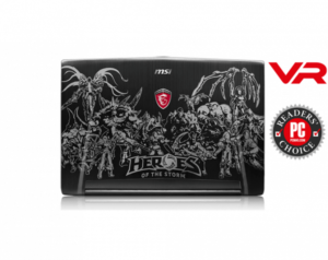 MSI GT72 6QE DOMINATOR PRO G HEROES SPECIAL EDITION 1