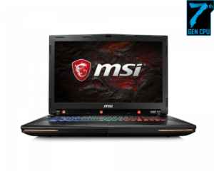 MSI GT72VR 7RE DOMINATOR PRO TOBII 1