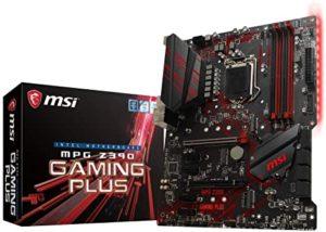 MSI Z370 GAMING PLUS I7 9700K 1