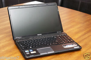 TOSHIBA SATELLITE A665 1