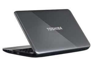 TOSHIBA SATELLITE I850 1