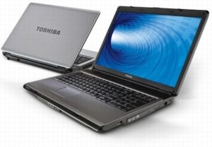TOSHIBA SATELLITE L350 1