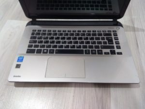 TOSHIBA SATELLITE L45 1