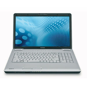 TOSHIBA SATELLITE L550 1