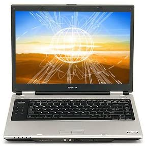 TOSHIBA SATELLITE M45 1