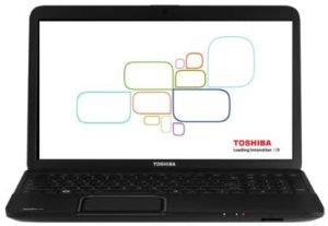 TOSHIBA SATELLITE PRO C850 1