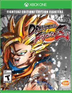 FIGHTERZ XBOX ONE 1