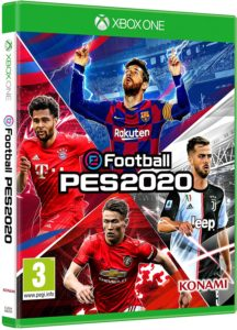 PES 2020 XBOX ONE 1
