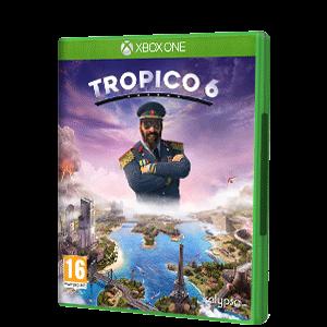 TROPICO 6 XBOX ONE X 1