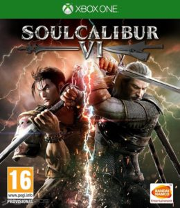 SOUL CALIBUR 6 XBOX ONE 1