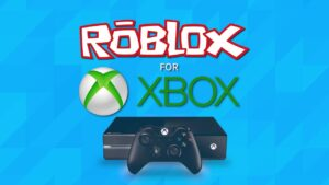 XBOX ONE ROBLOX 1