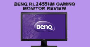 monitor gamer benq lcd rl2455hm 1