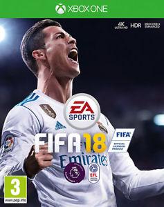 XBOX ONE S FIFA 18 1