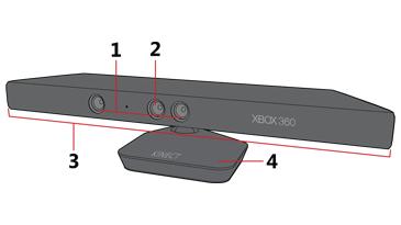 XBOX ONE KINECT SENSOR 1