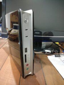 ZOTAC-ID41 MINI PC ATOM 1