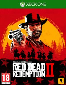 XBOX ONE RED DEAD REDEMPTION 2 1