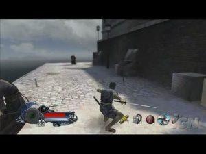 TENCHU Z XBOX 360 GAMEPLAY 1