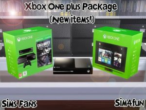 SIMS 4 XBOX ONE MODS 1