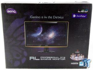 monitor gaming benq 21.5'' rl2240h 1