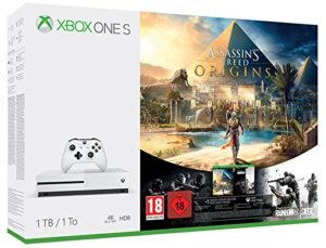 XBOX ONE S ASSASSIN'S CREED ORIGINS 1