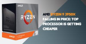 AMD ryzen 9 1